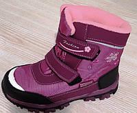 Сапожки зимние для девочки Tom.m  С-Т88-02-В, фото 1