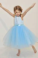 Платье нарядное ,платье  праздничное для девочки 4-6 лет, фото 1