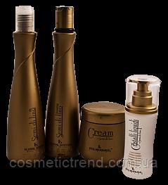 Маска для волос с маслом льна Mask Semi di lino 250 ml Kleral System Италия, фото 2