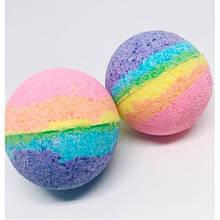 Бомбочки для ванной шарики шипучки ручной работы Bubble Yum