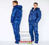 Зимний мужской костюм на синтепоне по 54 размер