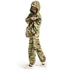 Детский камуфляж костюм для мальчиков Лесоход цвет MTP, фото 3