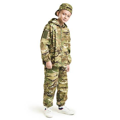 Детский камуфляж костюм для мальчиков Лесоход цвет MTP, фото 2