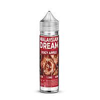 Malaysian Dream Juicy Apple - 60 мл. VG/PG 70/30