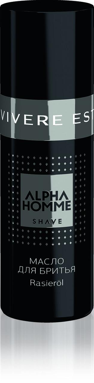Масло для бритья ALPHA HOMME SHAVE, 50 мл