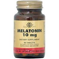 Мелатонин, Solgar (Солгар), 10 мг, 60 таблеток