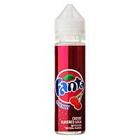 THRONE Fanta Cherry - 60 мл. VG/PG 70/30