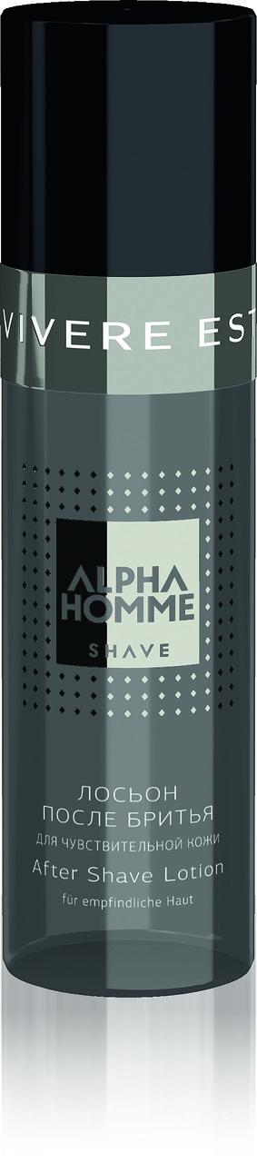 Лосьон после бритья для чувствительной кожи Estel ALPHA HOMME, 100 мл