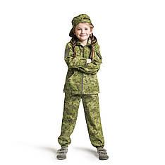 Костюм детский OUTDOOR для активного отдыха Лесоход камуфляж Роса