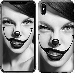 """Чехол для телефона """"Дерзкая улыбка девушки"""" (Модели внутри)"""
