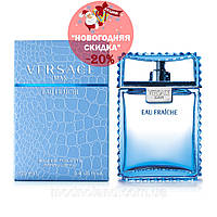 Мужская туалетная вода Versace Man Eau Fraiche 100 ml (Версаче Мэн О Фрэш) d735440aac201