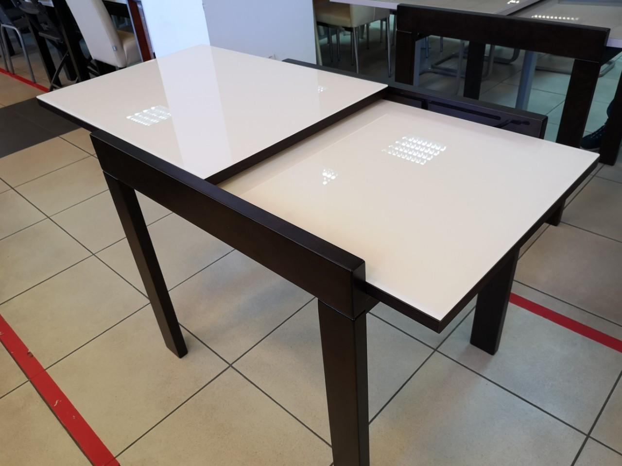 Стол-трансформер Слайдер 815 + стекло (ассортимент цветов)