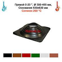 Мастер флеш SaunaLux ЧП457 прямой D300-455 Чёрный
