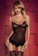 Женское эротическое белье корсет Musca corset