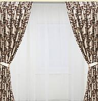 Шторы с ткани  блэкаут на окна