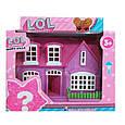 Домик L.O.L Surprise для куклы Happy Villa, фото 5