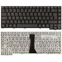 Клавиатура для ноутбука Asus (F2, F3) Black, RU Asus F2, F3