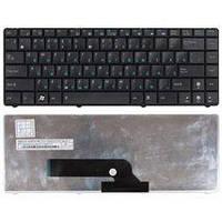 Клавиатура для ноутбука Asus (K40, K40AB, K40AC, K40AD, K40AF, K40AC) Black, RU Asus F82, K40, P30, P80, P81, X8