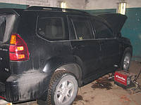 Пламегасители Лексус Lexus GX 470