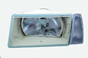 Фара 2108 левая (указатель поворота белый) АВТОГРАНД