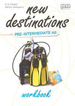 New Destinations Pre-Intermediate A2 Workbook