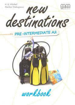 New Destinations Pre-Intermediate A2 Workbook, фото 2
