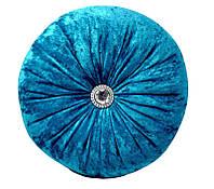 Круглая декоративная подушка 40x40 Art of Sultana, фото 1