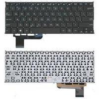 Клавиатура для ноутбука Asus VivoBook (X201E, S201, S201E, X201) Black, (No Frame), RU Asus VivoBook Q200, S200, X201, X202