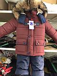 """Зимовий комбінезон """"Панда"""" від виробника, фото 8"""