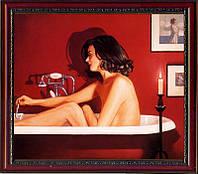 Репродукция  современной картины Джека Веттриано (Великобритания)  «Ночные манипуляции»