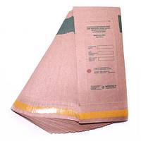 Крафт-пакеты для стерилизации  100*200, 100шт, фото 1