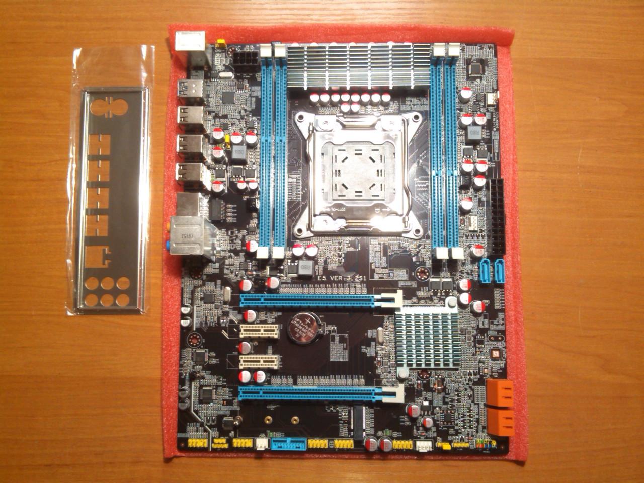 Huanan X79 E5 3.2S1 сокет 2011 Нова!