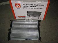 Радиатор охлаждения на DAEWOO LANOS 1.5 и 1.6 16V без кондиционера (ДК)