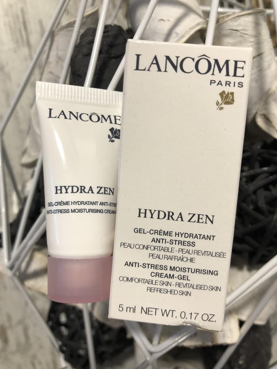Увлажняющий успокаивающий крем для лица  Lancome Hydra Zen