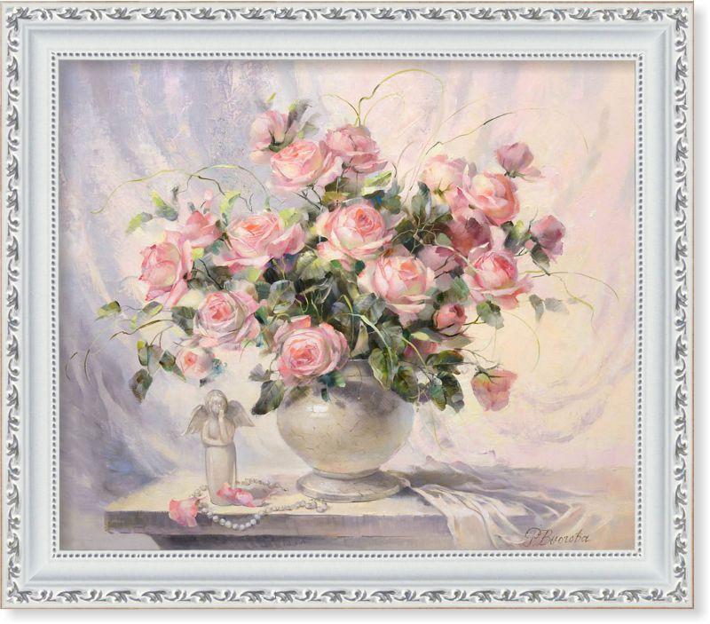 Репродукція сучасної картини «Натюрморт з янголятком»