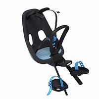 Детское велокресло на руль Thule Yepp Nexxt Mini Aqamarine (Blue) (ОРИГИНАЛ)