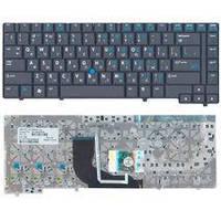 Клавиатура для ноутбука HP Compaq (NC6400) с указателем (Point Stick) Black, RU Compaq NC6400