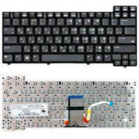 Клавиатура для ноутбука HP Compaq Evo (N600C) Black, RU Compaq Evo N600C