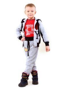 Теплые костюмы для мальчика