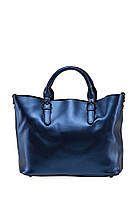 Женская сумка Grays GR3-8683BLM Синий металлик