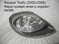 Фара правая Renault Trafic (2000-2006)
