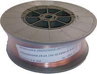 Проволока сварочная (1 кг) 0,8 мм Украина