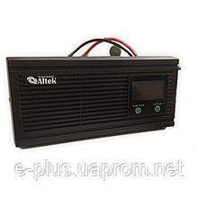 Инвертор ALTEK (преобразователь напряжения) с зарядным  устройством ASK12 400VA/320W DC12V