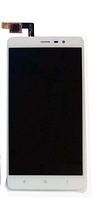 Дисплей (экран) для Xiaomi Redmi Note 3 PRO SPECIAL EDITION 149.5x73 mm ксиоми + тачскрин, цвет белый
