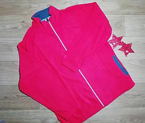 Красная флисовая мужская кофта Starter (США) (Размер XL)