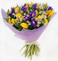 Курьерская доставка цветов на заказ, фото 1