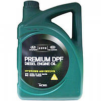 Масло моторное Mobis Premium DPF Diesel 5W-30 (05200-00620) 6 л.
