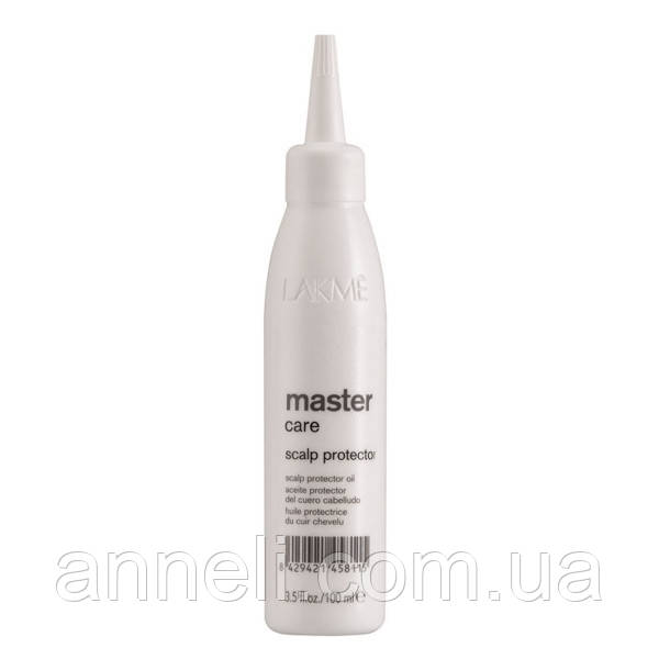 Масло для защиты кожи головы при окрашивании Lakme Master care sclap protector