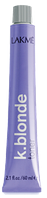 Безаммиачная тонирующая крем-краска для светлых и осветленных волос LAKME k.blond toner