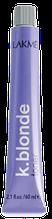 Безаміачна тонуюча крем-фарба для світлих і освітленого волосся LAKME k.blond toner